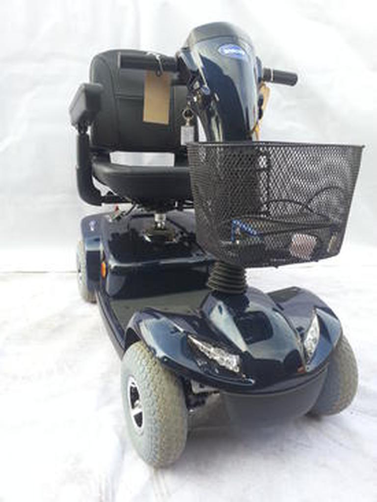 Used Invacare Leo Mobility Scooter