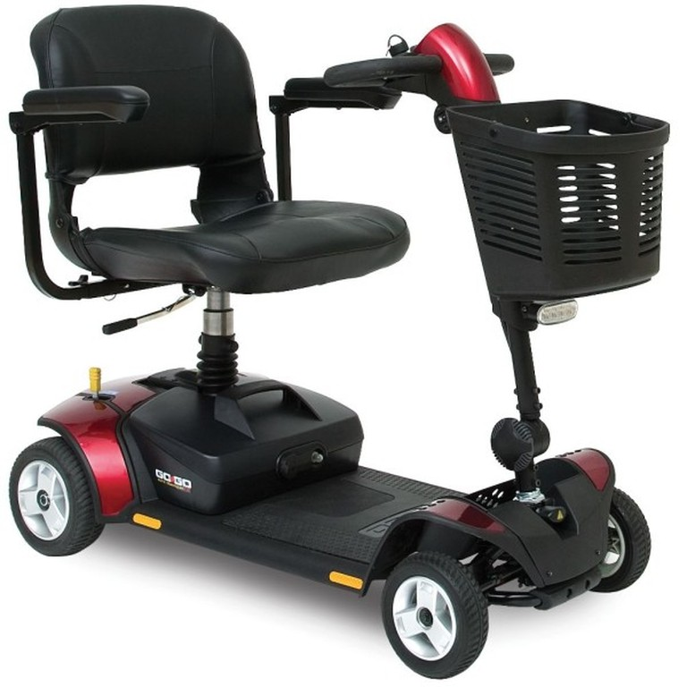 Lightweight Transportable Scooter Hire