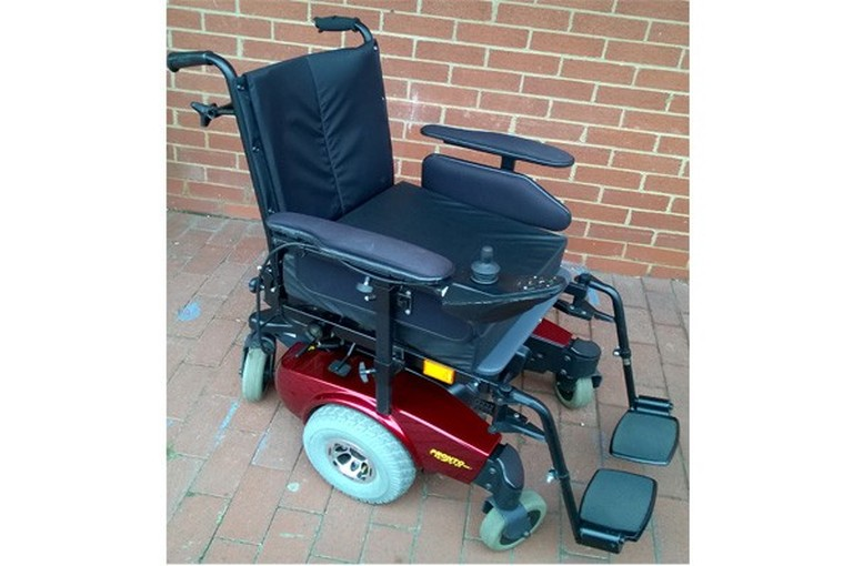 Second Hand Invacare Pronto Power Chair
