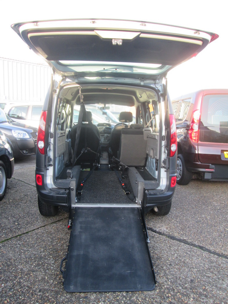 Wheelchair Accessible Renault Kangoo Used