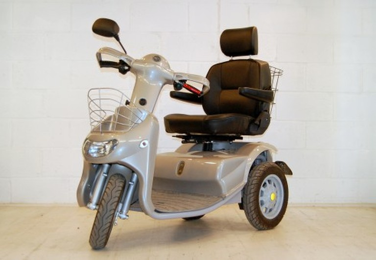 Second Hand Mobility Scooter - Breeze 3 Golf - Grey