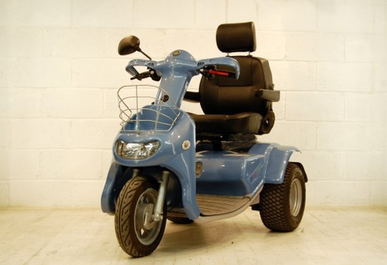 Second Hand Mobility Scooter - Breeze 3 Golf - Blue