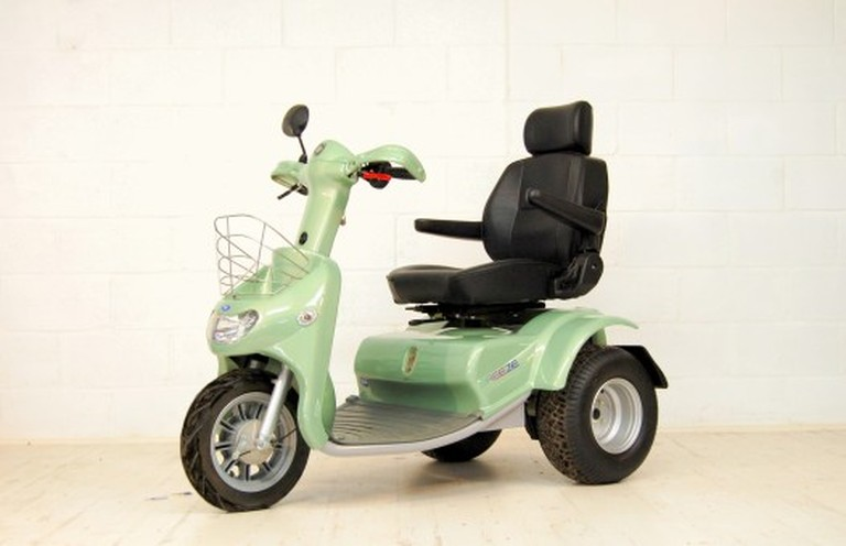 Green Breeze 3 Golf - Second Hand Mobility Scooter