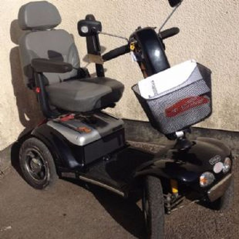 STERLING DIAMOND - USED MOBILITY SCOOTER