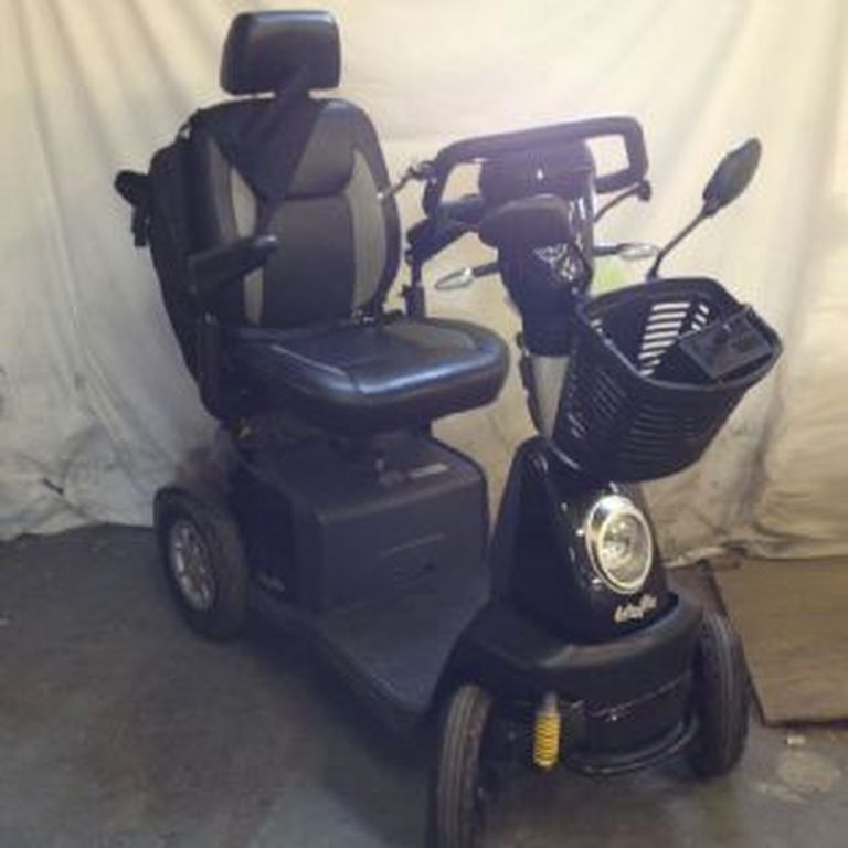 Used Mobility Scooter - VAN OS GALAXY PLUS