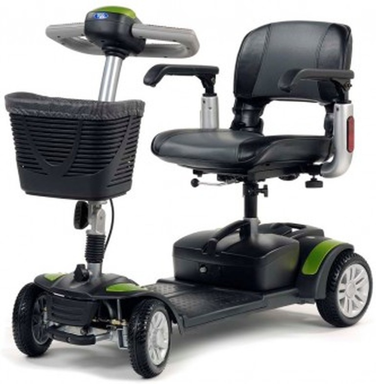 Hire a Portable Mobility Scooter