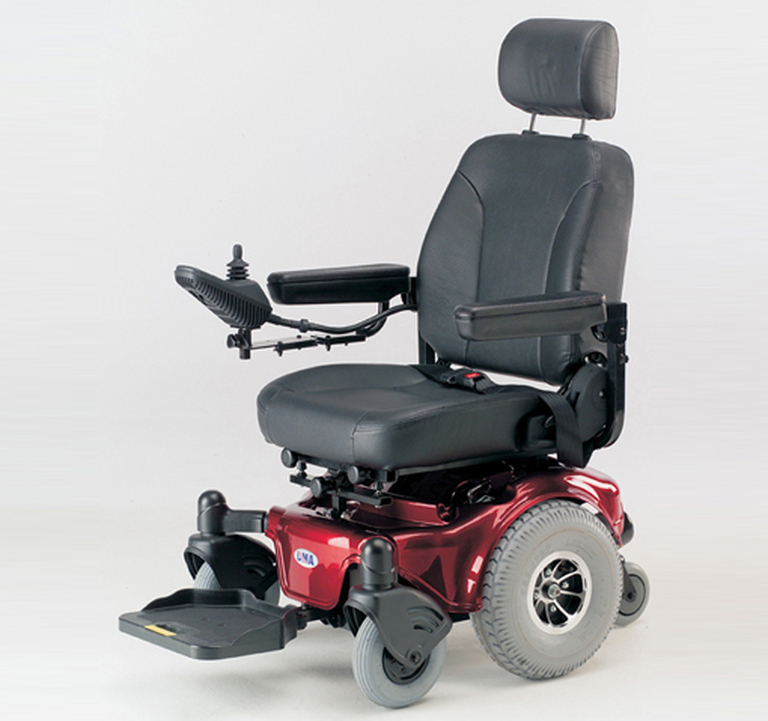 Powerchair Hire London
