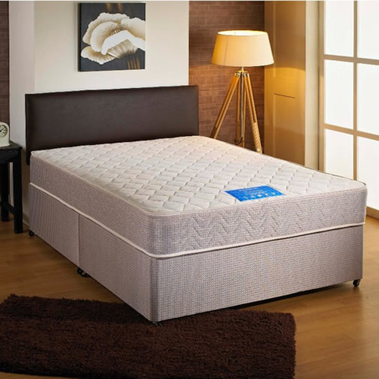 Memory Foam Divan Bed King Size