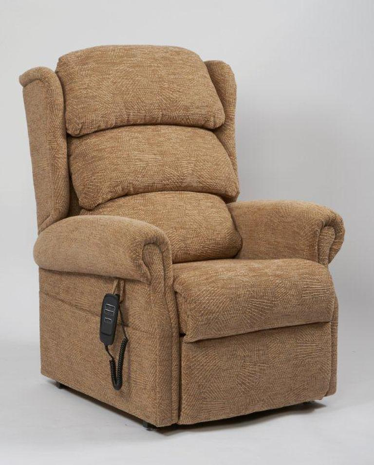 Cavendish Brecon Rise & Recline chair Cocoa