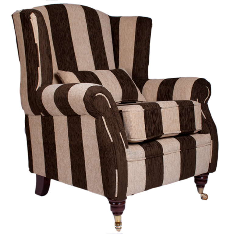 Oxford chair in Harrison stripe - Choice of Colours