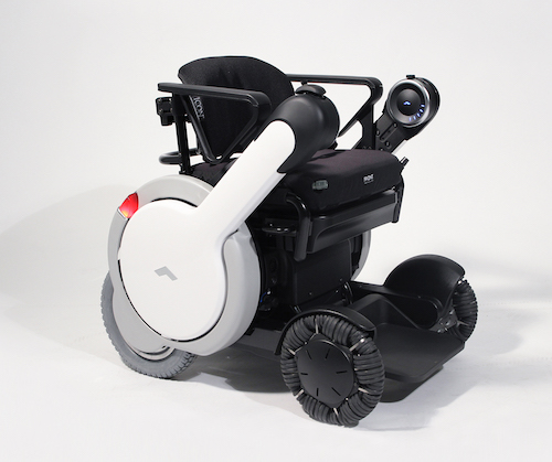 TGA To Launch new award-winning WHILL powered wheelchair at The 2017 Mobility Roadshow, June 1 - 3, NAEC Stoneleigh