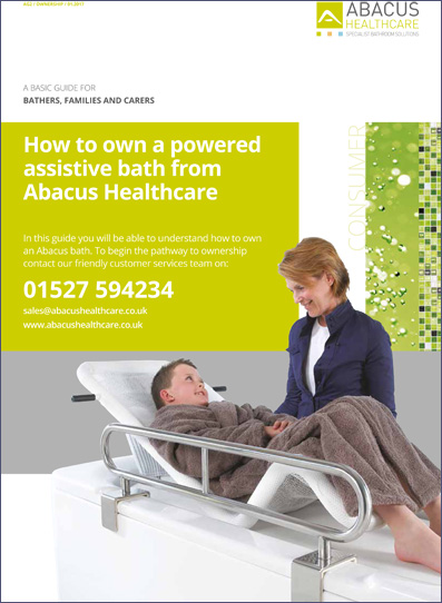 How to own a powered assistive bath - A step-by-step guide