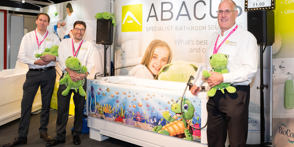 Largest ever dual lift platform bath from Abacus to debut  at OTAC Chester