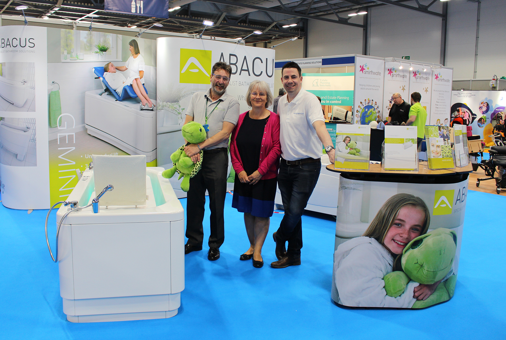 Abacus OT CPD bathing seminar pulls in high attendance at Kidz South