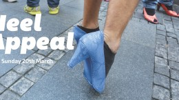 The Heel Appeal - Cancer Support Walk