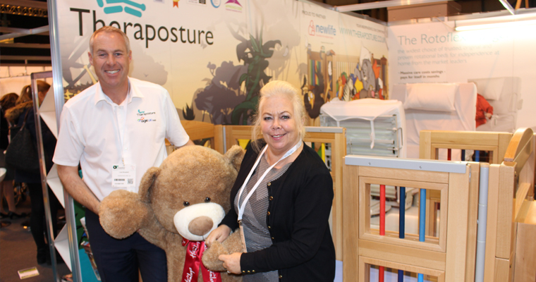 Free funding and advice guides from Theraposture prove popular at Kidz-to-Adultz-up-North