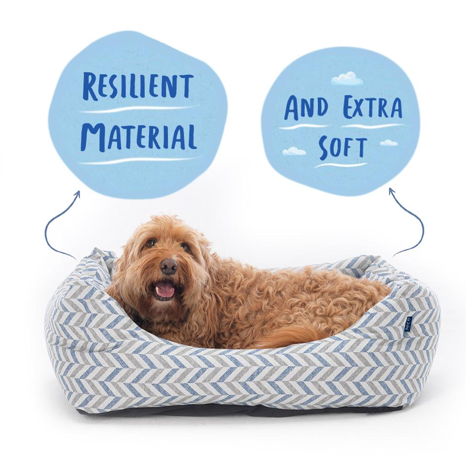 Project Blu Eco Friendly Pet Beds, Collars, Leads and Toys @ 4PawsRaw