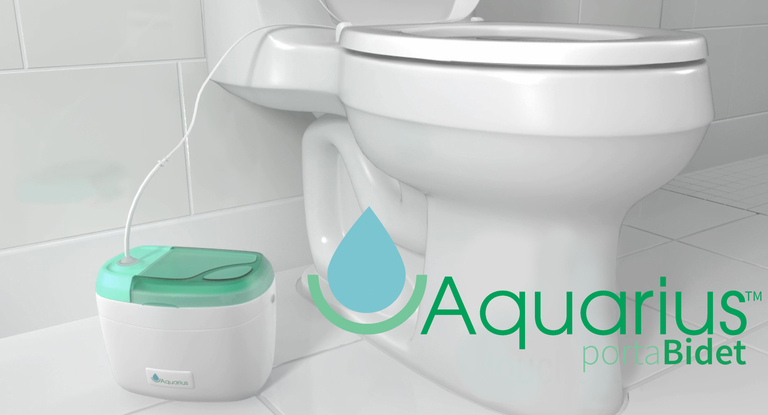 Aquarius Portable Bidet & Free Carry Case